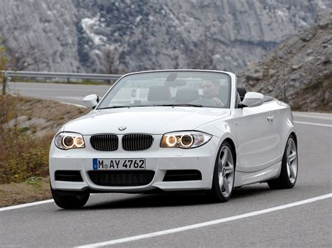 Bmw 1er Cabrio by Bmw 1 Series Convertible 2012