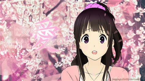 wallpaper anime tercantik tokoh anime tercantik
