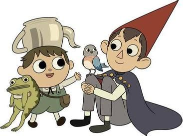 List Of Over The Garden Wall Characters Wikipedia The Garden Wall Network