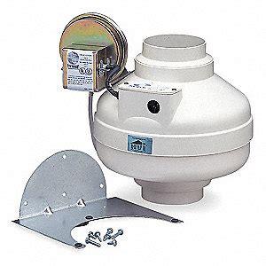 dbf110 dryer booster exhaust fan fantech dryer booster duct fan 115v 9 1 2 dia 4ym39