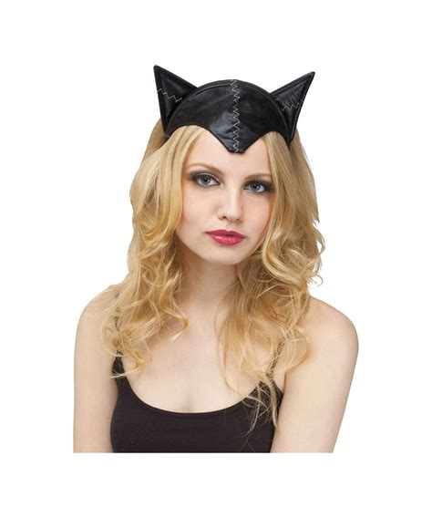 ears costume black cat ears headband and costume