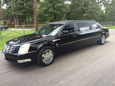 cadillac limousine raised roof 2007 cadillac escalade limousine for sale