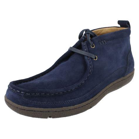 rockport mens casual suede shoes sk59673 ebay