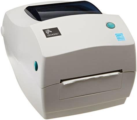 Printer Zebra Gc420t zebra value desktop barcode printers in illinois walz label mailing