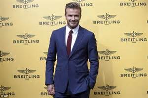 Its Beckham Tuesday Time by David Beckham Slams Despicable Fifa And Calls For Change
