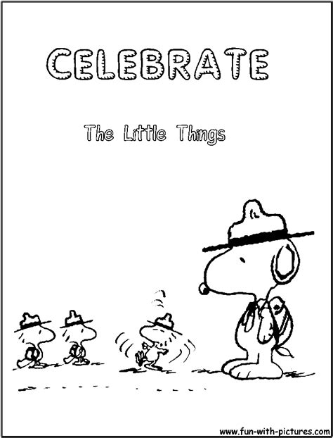 snoopy birthday coloring page free coloring pages of peanuts birthday