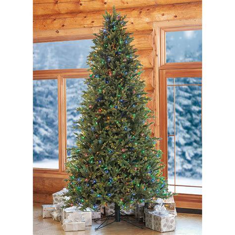 costco artificial christmas trees aspen 9ft 2 7m pre lit 900 led dual colour artificial