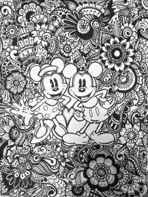 coloring book for adults disney 741 best images about coloring on free