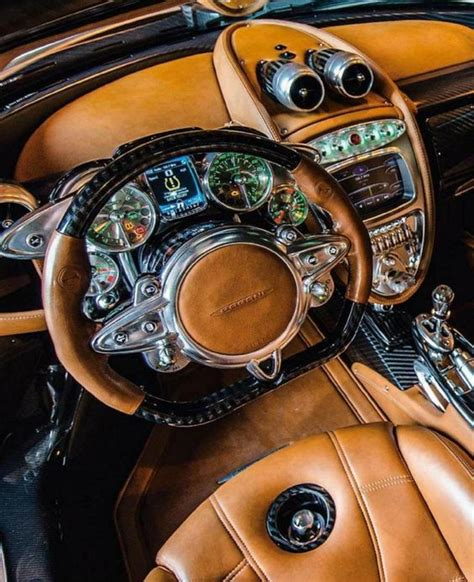 pagani interior i guess it really does matter what s inside the