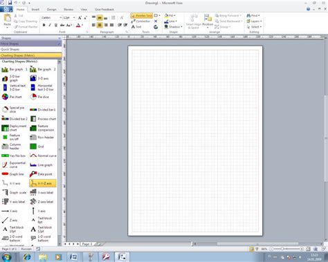 office 2010 visio screenshots of microsoft office 2010 programs including