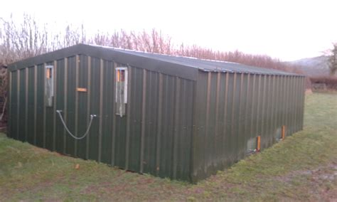 Pheasant Rearing Sheds pheasant poultry equipment spowlesfabrication