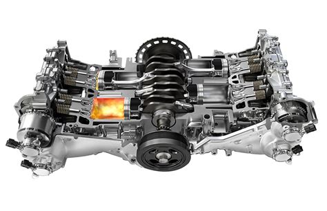 subaru forester boxer engine subaru forester technology