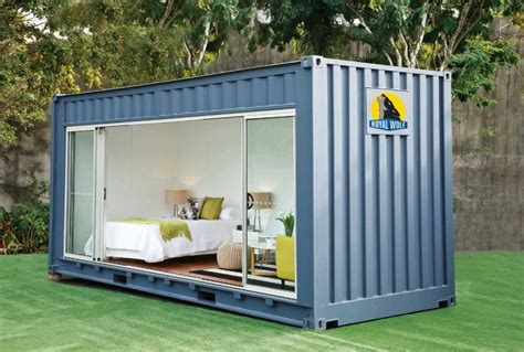 Container Homes: Shipping Container Home Design   Busyboo
