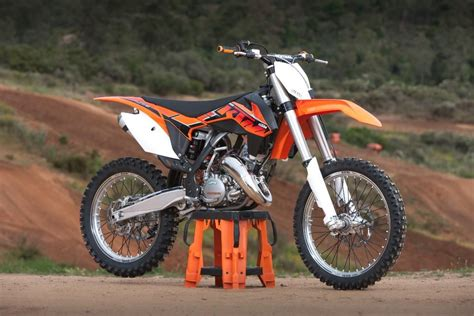 Ktm Sx 125 Top Speed 2014 Ktm 125 Sx Picture 525972 Motorcycle Review Top