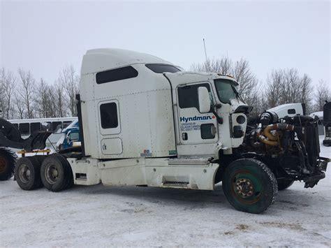 2007 Kenworth T600 Wiebe Truck Parts Inc