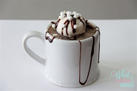 frozen hot chocolate with unsweetened cocoa powder frozen hot cocoa