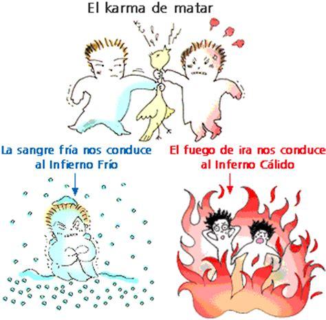 imagenes del karma de la vida el karma producido por el matar nos lleva a los infiernos