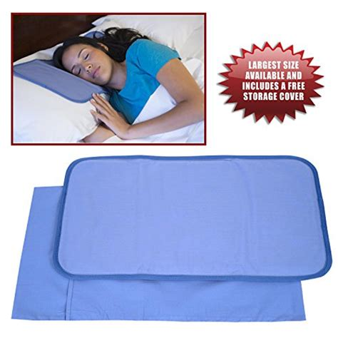 frosty cooling pillow gel mat storage cover large