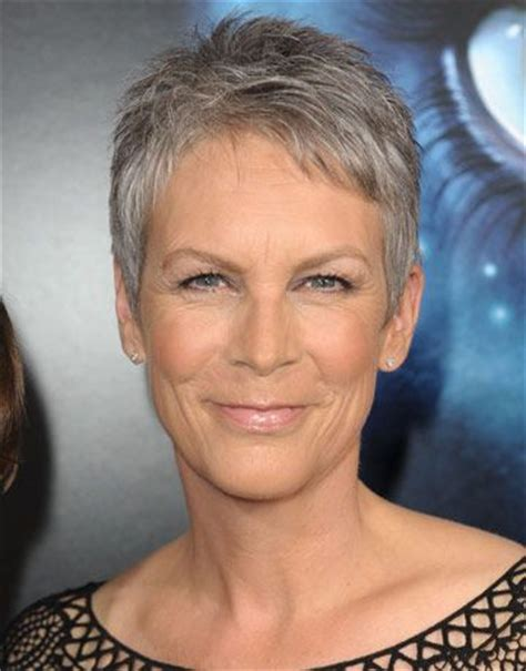 jamie lee haircut styles maintenance jamie lee curtis short pixie haircuts style pinterest