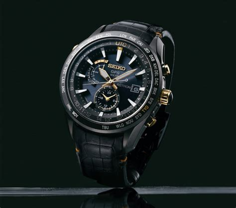Seiko 100 Year Anniversary Limited Edition Crocodile Watch ? Selectism