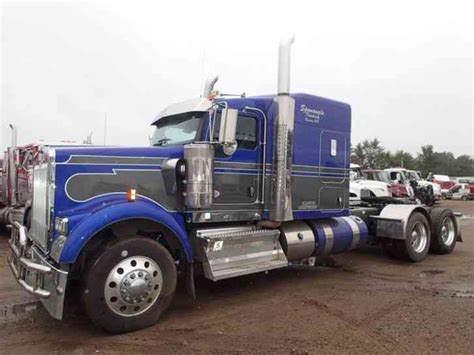 2016 kenworth w900 kenworth w900 2016 sleeper semi trucks
