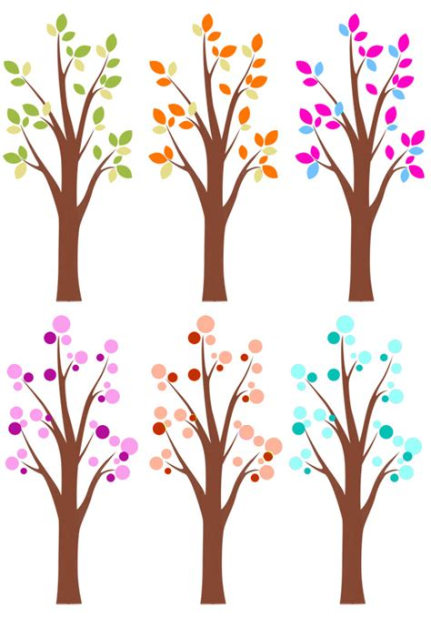 beautiful tree for house diy tree wall decal free down