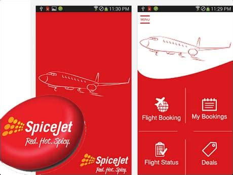spicejet mobile app spicejet launches a mobile apps for its customers