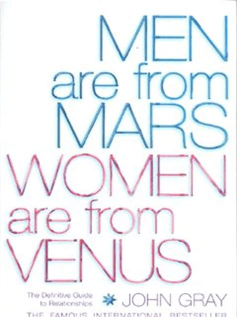 0007152590 men are from mars women men are from mars women are from venus the definitive