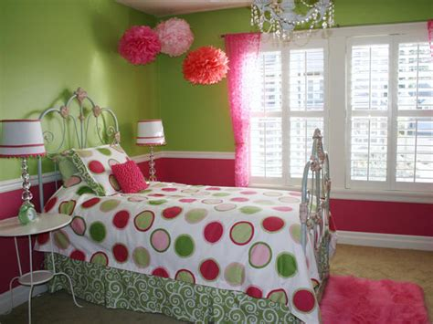 green and pink bedroom kids rooms on a budget our 10 favorites from hgtv fans