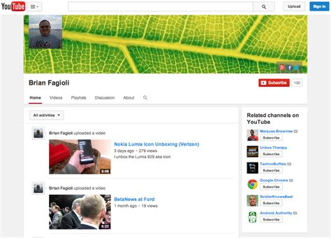 youtube layout wrong youtube now adapts layout to larger displays