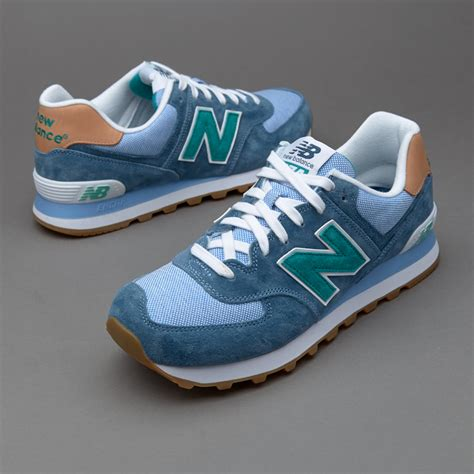 Harga New Balance Sepatu sepatu sneakers new balance ml574 cruiser pack navy