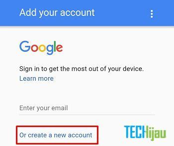 cara membuat gmail baru pada android cara membuat akun email baru menggunakan android techijau