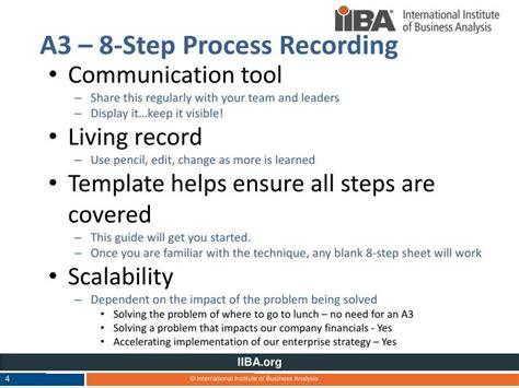 8 step problem solving template images templates design