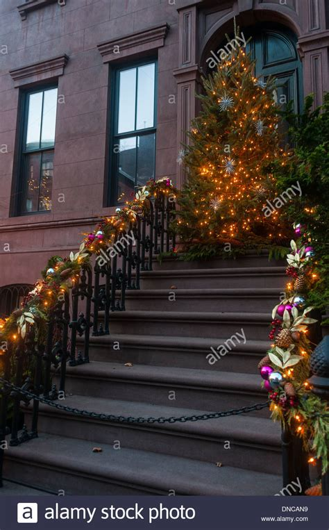 new york ny 21 december 2013 brownstone townhouse