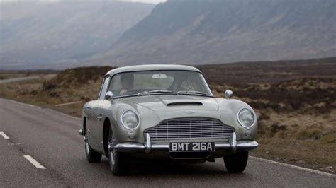 Aston Martin 1963 Dbs Bond 007 Goldfinger bond is back 007 returns to the big screen in spectre