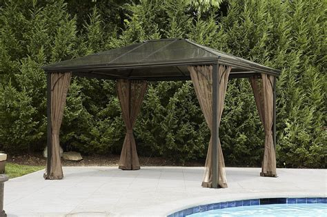 Sears Outlet Coupons for Grand Resort Hardtop Gazebo*