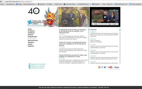 comprar entradas para el cine por internet 187 el festival de cine iberoamericano de huelva saca a la