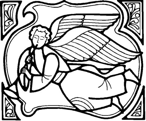 coloring pages for christmas angels christmas angel coloring pages coloringpages1001 com