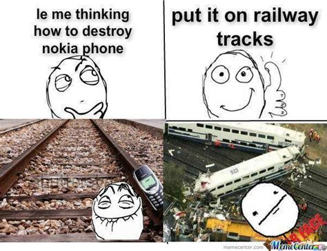 Funny Nokia Memes - nokia by imthejedimaster meme center