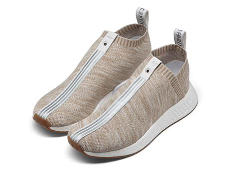 Kith X Adidas Nmd City Shock 2 Grey kith adidas nmd cs2 release date sneakernews