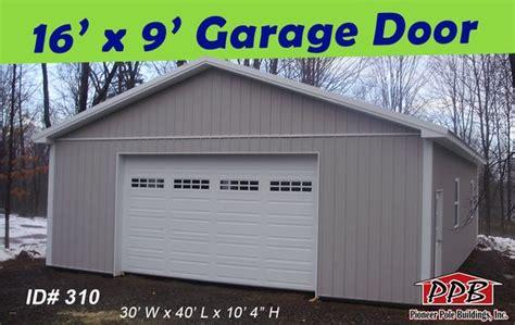 16 X 9 Garage Door check out this wide garage door openings 1 16 x 9