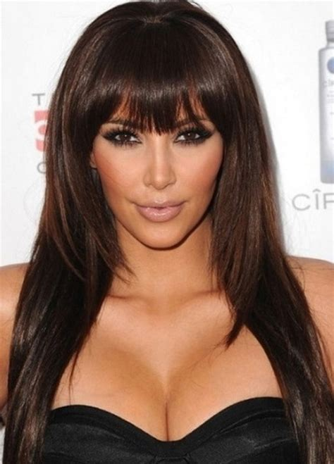 hairstyles in 2014 layered haircuts with bangs 2014