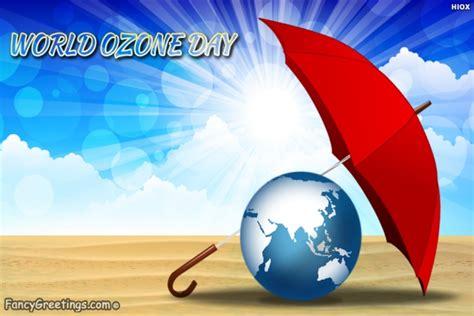 world ozone day wishes