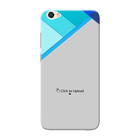 Vivo V5 S Black Hardcase vivo v5s blue abstract mobile cover design