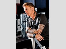 Happy 52nd Birthday, James!! #JamesHetfield Aug. 3rd, 1963 ... James Hetfield Tattoos 2017