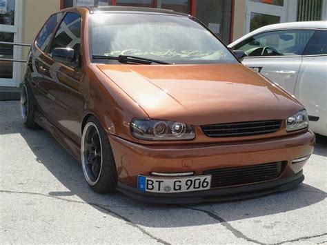 Auto Tuning Polo 6n by Auto Tuning Vw Polo 6n 1 8t 20v Sommerreifen Kamikatze