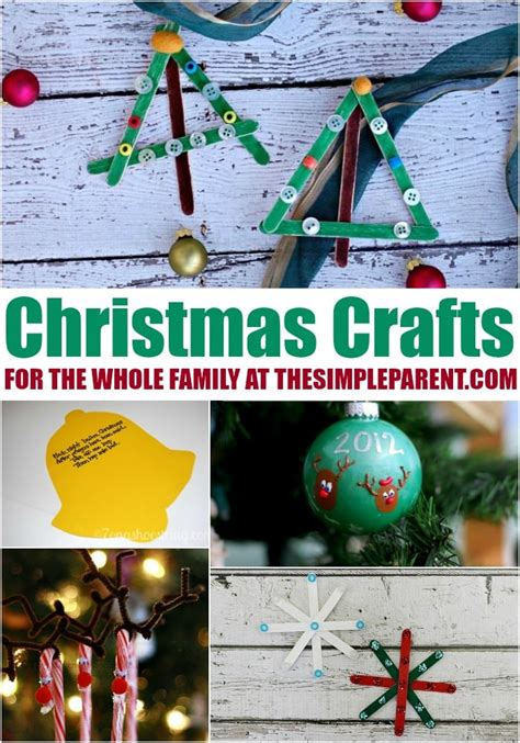 christmas love family crafts 5 easy crafts to keep you busy during the holidays