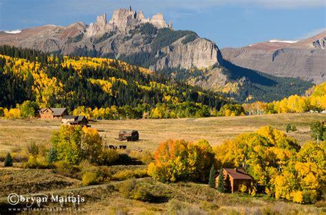 best colorado landscape photography locations