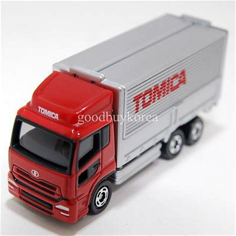 Nissan Diesel Quon Mixer Car No 53 Takara Tomy New 17 best images about tomica on tow truck cars and toys