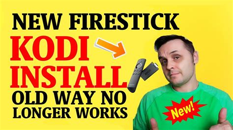 how to install kodi on firestick easy step by step with screenshots to set up kodi on your tv stick in 10 minutes books how to install kodi 17 3 on new firestick easy
